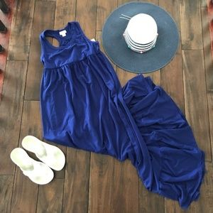 💕Pretty Blue Long Sundress